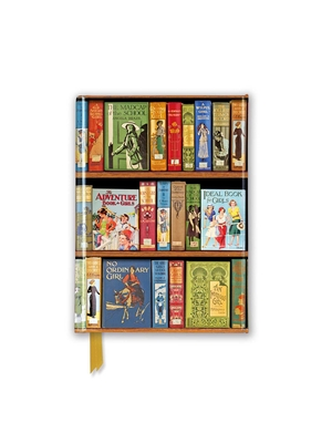 Bodleian Libraries: Girls Adventure Book (Foiled Pocket Journal) (Flame Tree Pocket Notebooks) Cover Image