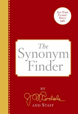 The Synonym Finder Cover Image