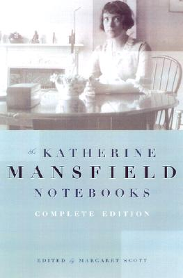 The Katherine Mansfield Notebooks Cover