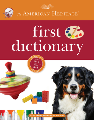 Cover for American Heritage First Dictionary