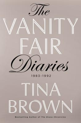 The Vanity Fair Diaries: 1983 - 1992 Cover Image