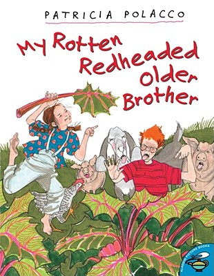 Cover for My Rotten Redheaded Older Brother