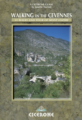Walking in the Cevennes Cover