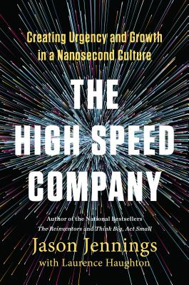 The High-Speed Company Cover