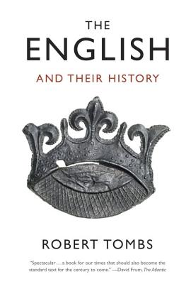 The English and Their History Cover Image