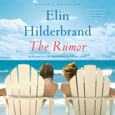 The Rumor Lib/E Cover Image