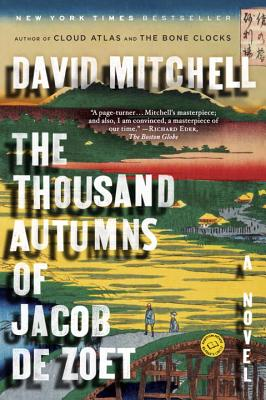 The Thousand Autumns of Jacob de Zoet: A Novel Cover Image