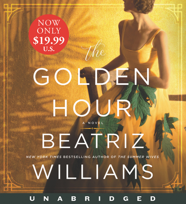 The Golden Hour Low Price CD: A Novel Cover Image