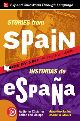 Stories from Spain / Historias de España, Premium Third Edition Cover Image