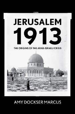 Cover for Jerusalem 1913