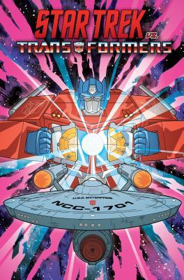 Star Trek vs. Transformers Cover Image