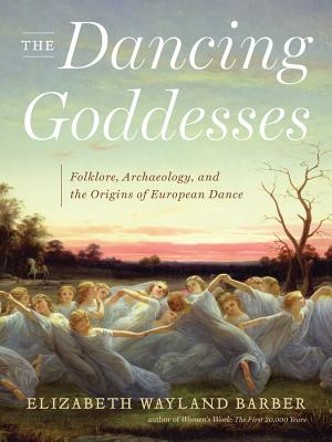 The Dancing Goddesses Cover