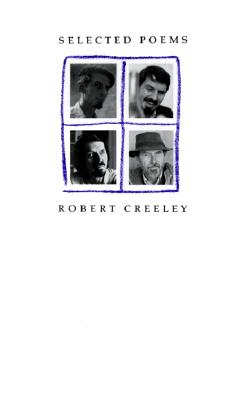 Cover for Selected Poems of Robert Creeley
