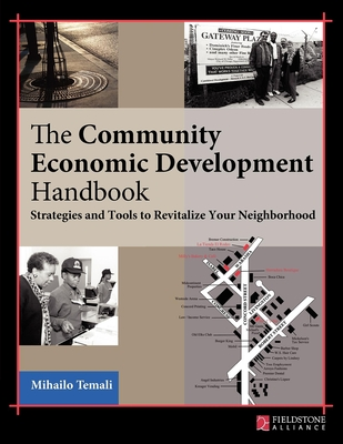 Community Economic Development Handbook Cover