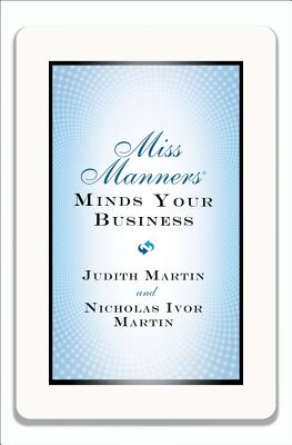 Miss Manners Minds Your Business Cover