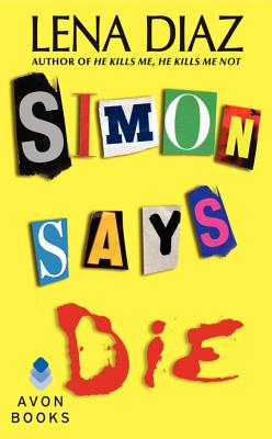 Simon Says Die Cover