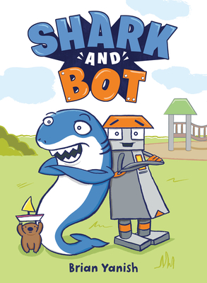 Shark and Bot Cover Image