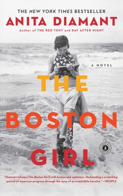 image for The Boston Girl (AUDIO)