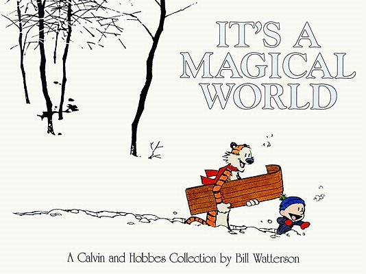 It's a Magical World (Calvin and Hobbes #16) Cover Image