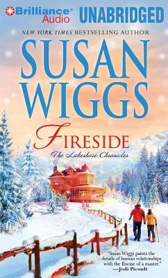 Cover for Fireside
