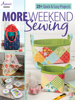 More Weekend Sewing Cover Image