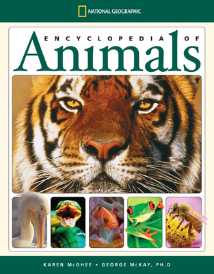 National Geographic Encyclopedia of Animals Cover