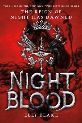 Nightblood (The Frostblood Saga #3) Cover Image