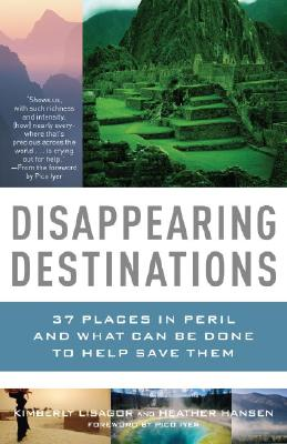 Disappearing Destinations Cover