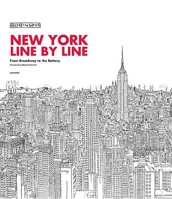 New York, Line by Line: From Broadway to the Battery Cover Image