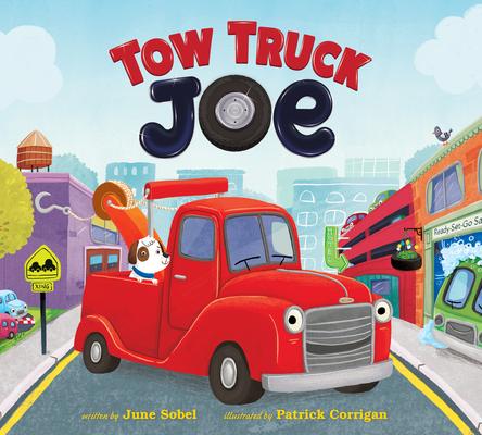 Tow Truck Joe Cover Image