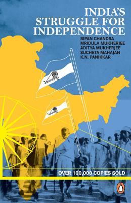 India's Struggle for Independence Cover Image