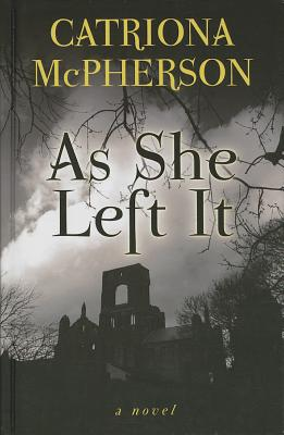 As She Left It Cover