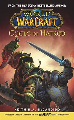 World of Warcraft: Cycle of Hatred  cover image