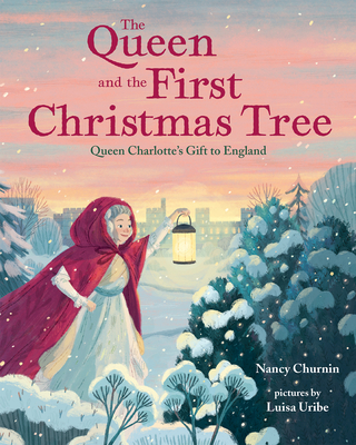 Cover for The Queen and the First Christmas Tree