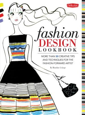 Fashion Design Lookbook Cover
