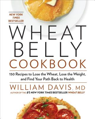 Wheat Belly Cookbook Cover