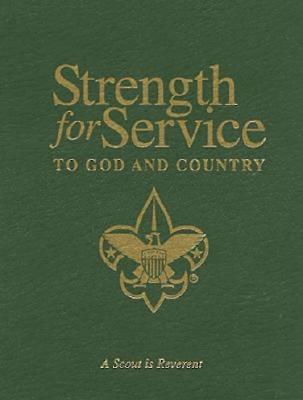 Strength for Service to God and Country: Daily Devotional Messages for Those in the Service of Others Cover Image