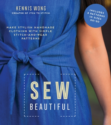 Cover for Sew Beautiful
