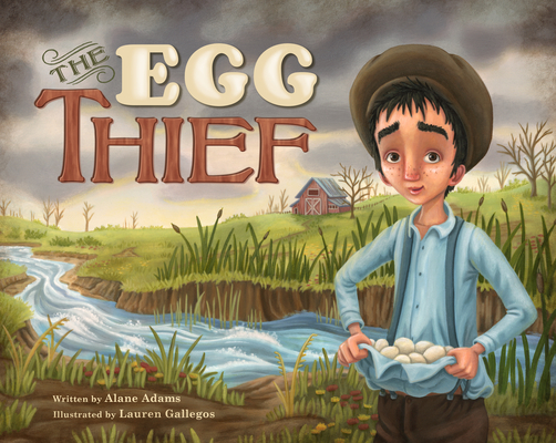 The Egg Thief Cover
