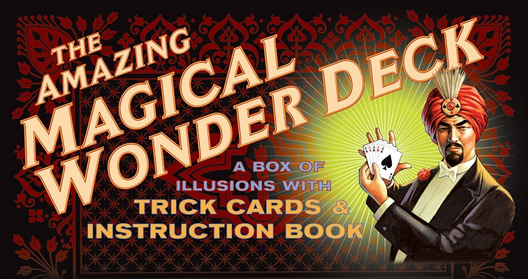 The Amazing Magical Wonder Deck Cover