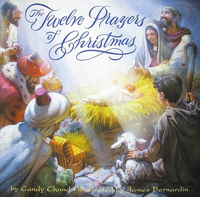 The Twelve Prayers of Christmas Cover