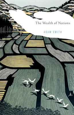 The Wealth of Nations (Modern Library Classics) Cover Image