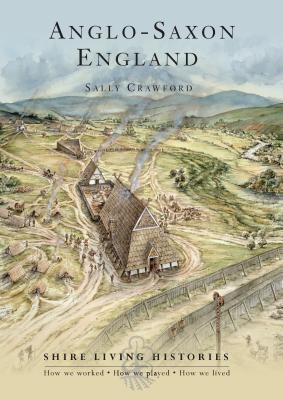 Anglo-Saxon England Cover