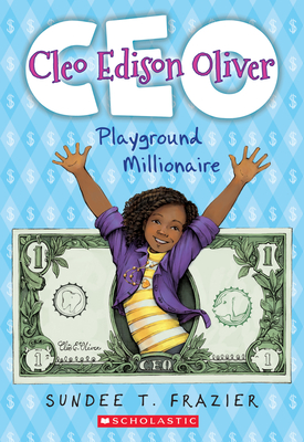Cover for Cleo Edison Oliver, Playground Millionaire