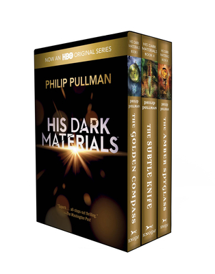 His Dark Materials 3-Book Trade Paperback Boxed Set Cover Image