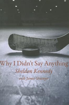 Why I Didn't Say Anything Cover Image