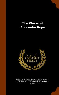 Cover for The Works of Alexander Pope