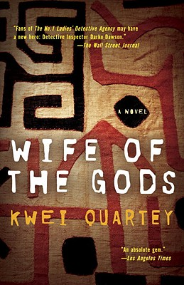 Wife of the Gods: A Novel (A Darko Dawson Mystery #1) Cover Image