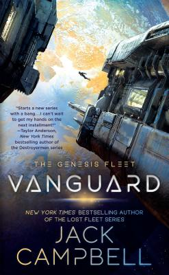 Vanguard (Genesis Fleet, The #1) Cover Image