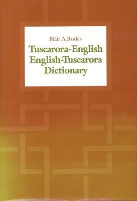 Tuscarora-English/English-Tusc Cover Image
